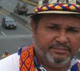 Raffael Medina, testicle