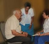 Cognitive behavioral therapy, antidepressant, seniors