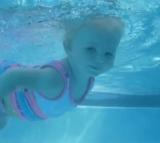Swimming, Toddler