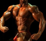 bodybuilding, man, muscle
