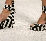 shoe, wedges, fashion