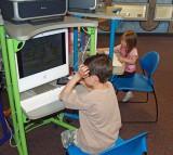Children, Computers, Food Ads