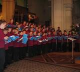 Choir, Heart beat, singing