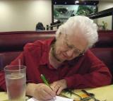 Writing, Senior