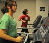 Pregnant Women, Exercise, Running, Treadmill