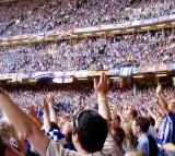 Fans, Stadium