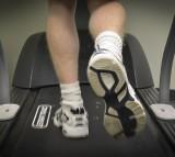 Treadmill, running