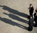 tall, men, height, shadow