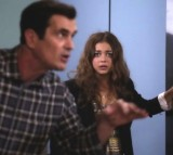 dad, daughter, angry, boyfriend, modern family