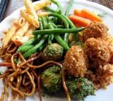 Meal, food, calories