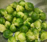 Brussels Sprouts Vegetables Kohl Green Eat Food