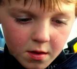 Child, crying
