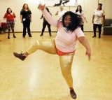 dance, obesity, exercise, black