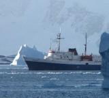 Ship, Antarctica