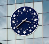 Clock, Solar Energy
