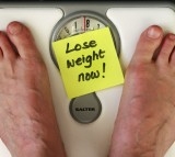 Weight, scale, obese