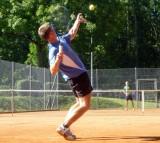 Tennis Play Tennis Dynamics Powerful Sport