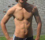 Teenager, male, boy, body image