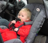 Car seat, booster seat, infant