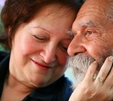Couple, old, love