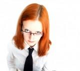 Woman Girl Female People Laptop Business Job