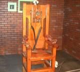 Death Row Electric Chair Execution Crime