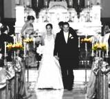 Wedding Flowers Dress Brides Groom Bride And Groom