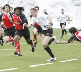 Rugby, athlete