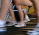 Exercise, treadmill
