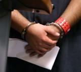Jail, handcuffs