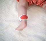 Sproutling's baby monitoring band