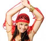 Attractive Belly Costume Dance Dancer Eastern