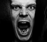 Anger, scream