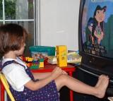 TV, children