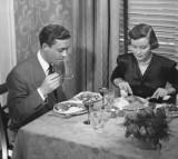 Do Men Eat More When Women Are Watching?