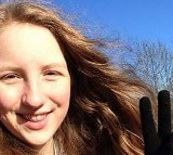 A 15-year-old girl hanged herself after an