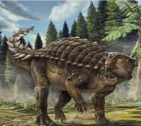 Kunbarrasaurus, Australia's newest dinosaur.