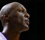Lamar Odom #7 of the Los Angeles Clippers.