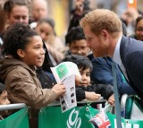 Prince Harry makes an official visit to Mildmay, a dedicated HIV hospital.